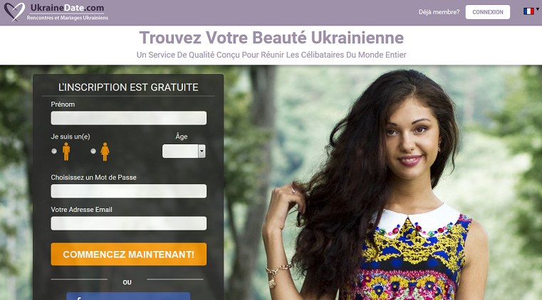Sites rencontres ukraine