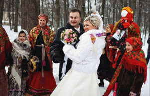 mariage traditionnel russe